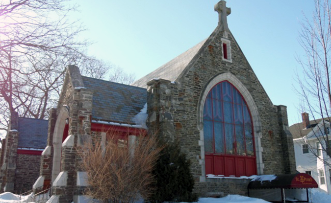 Saint Peter's Episcopal Church, Portland Maine