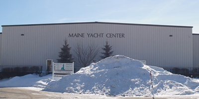 Maine Yacht Center, Portland Maine